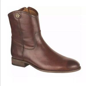 Frye Melissa Hutton short boot 9